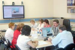 Дистанционное совещание в рамках Года семьи в 2008 году