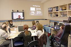 Российско-германская видеоконференция «Опыт использования электронных технологий в европейских университетах»
