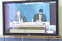 Телеконференция «Миграция и денежные переводы в регионе Европы и Центральной Азии»