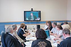 """Видеоконференция """"Миграция и управление денежными переводами в период кризиса"""""""