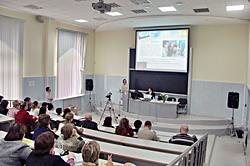 Телемост Россия-США в рамках III Международной НПК «Иностранные языки в дистанционном обучении»