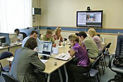 Видеоконференция с руководителями органов по делам молодежи