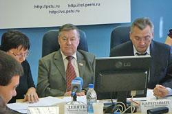 Телеконференция «Итоги Парламентского урока 2009 года»